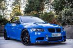 BMW M3 Competition Package by ESS Tuning on AXE Wheels (EX18) 2011 года