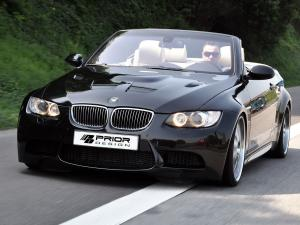 2011 BMW M3 Convertible by Prior Design