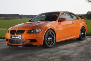 BMW M3 Coupe GTS SK II by G-Power 2011 года