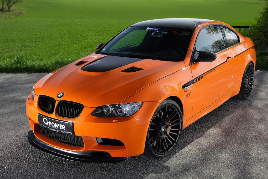 BMW M3 Coupe Tornado RS by G-Power