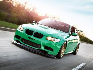 2011 BMW M3 Green Hell by IND Distribution