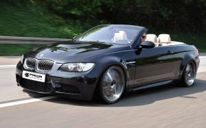 2011 BMW M3-Style Convertible by Prior Design