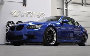 BMW M3-Style Coupe by Prior Design 2011 года