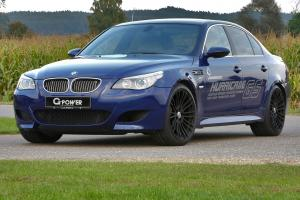 2011 BMW M5 Hurricane GS by G-Power