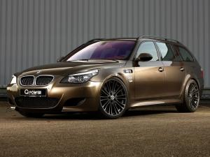 BMW M5 Hurricane RS Touring by G-Power 2011 года