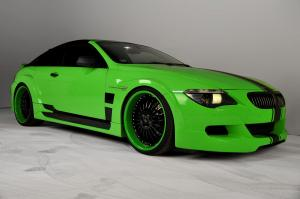 BMW M6 PD550 by Prior Design 2011 года