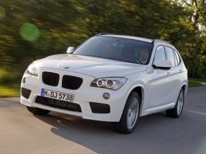 BMW X1 sDrive 2.0d EfficientDynamics Edition M Sport Package 2011 года