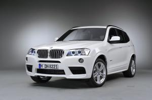 BMW X3 M Sport Package 2011 года