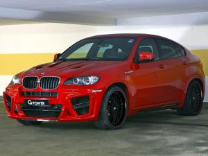 BMW X6 M Typhoon S by G-Power 2011 года