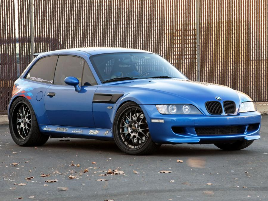 2011 BMW Z3 M Coupe by EAS