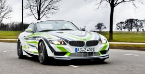 2011 BMW Z4 99D Concept by AC Schnitzer