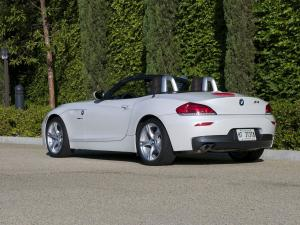 BMW Z4 sDrive 2.8i Roadster 2011 года