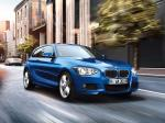 BMW 1-Series 3-Door M Sport Package 2012 года