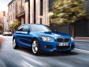2012 BMW 1-Series 3-Door M Sport Package