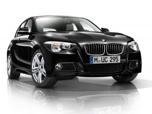 2012 BMW 1-Series 5-Door M Sport Package