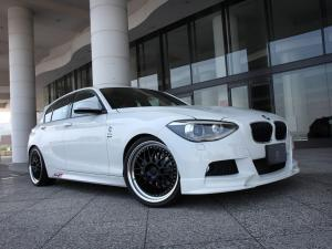 2012 BMW 1-Series M-Sport Package by 3D Design