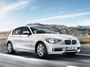 BMW 116d EfficientDynamics Edition 2012 года