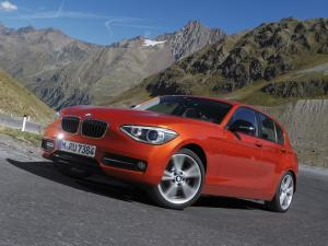 2012 BMW 120d xDrive 5-Door Sport Line