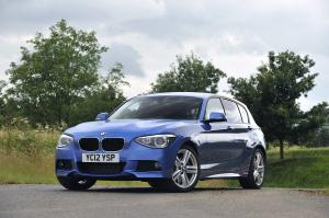 2012 BMW 125d M Sport Package 5-Door