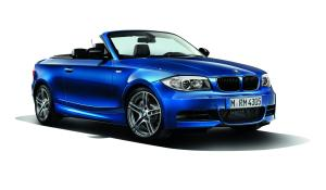 2012 BMW 135is Convertible