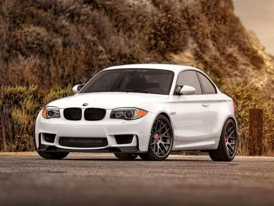 BMW 1M GTS-V Coupe by Vorsteiner