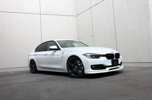 2012 BMW 3-Series Body Kit by 3D Design