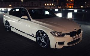 BMW 3-Series PDM-1 Aerodynamic Kit by Prior Design 2012 года