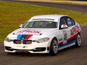BMW 3-Series Race Car 2012 года