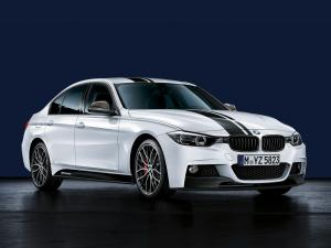 BMW 3-Series Sedan M Performance Accessories 2012 года
