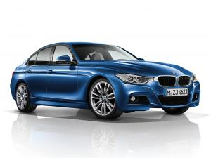 BMW 3-Series Sedan M Sport Package 2012 года