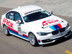 BMW 3-Series Sedan Race Car 2012 года