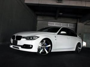 2012 BMW 3-Series Sedan by 3D Design