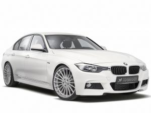 BMW 3-Series Sedan by Hamann 2012 года
