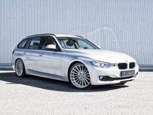 BMW 3-Series Touring by Hamann 2012 года
