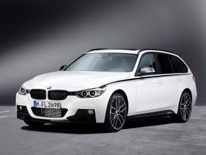 BMW 3-Series with Performance Accessories 2012 года