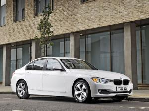 2012 BMW 320d Sedan EfficientDynamics Edition