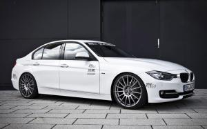 BMW 320d Sedan Sport Line by KW Clubsport 2012 года