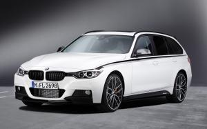 BMW 320d Touring M Performance Accessories 2012 года