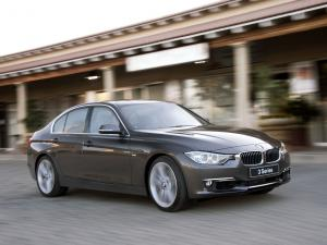BMW 335i Sedan Luxury Line 2012 года