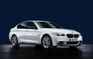 2012 BMW 5-Series Sedan M Performance Accessories