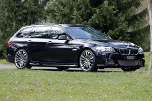 BMW 5-Series Touring by Kelleners Sport 2012 года