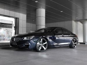 2012 BMW 6 Gran Coupe by 3D Design
