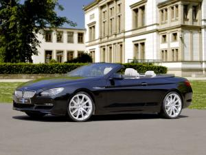 BMW 6-Series Convertible by Hartge 2012 года