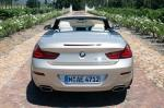 BMW 6-Series Convertible 2012 года