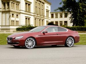 2012 BMW 6-Series Coupe by Hartge