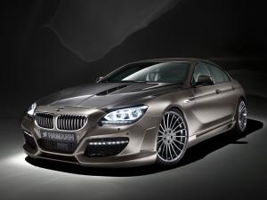 BMW 6-Series Gran Coupe by Hamann 2012 года