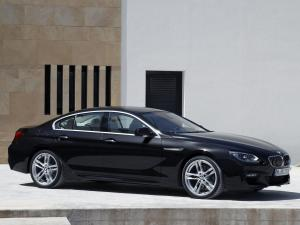 2012 BMW 640i Gran Coupe M Sport Package