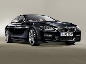 2012 BMW 650i Gran Coupe M Sport Package