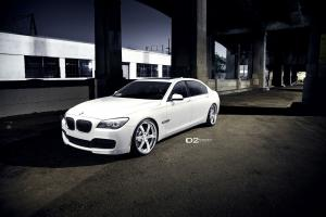 BMW 750iL FMS-09 by D2Forged 2012 года