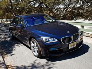 2012 BMW 760Li M Sport Package